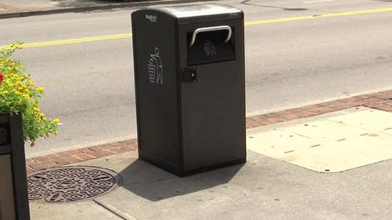 Gatlinburg to install high-tech bear-proof garbage cans